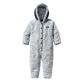 Patagonia - Baby Conejito Bunting - Glass Blue GLSB