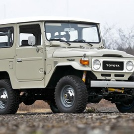 Toyota - 1970 FJ40 Two-Door Hardtop