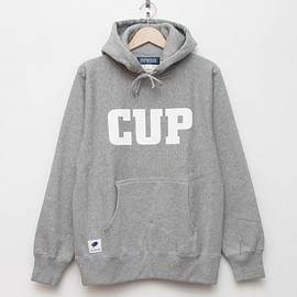cup and cone - CCD Hoodie - Grey