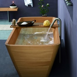FRANCOCECCOTTI - Aqua - Natural Bathroom Furniture Bath