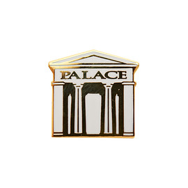 Palace Skateboards - STRONGHOLD PIN BADGE