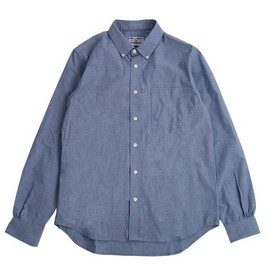 ENDS and MEANS - B.D shirts Pin OX
