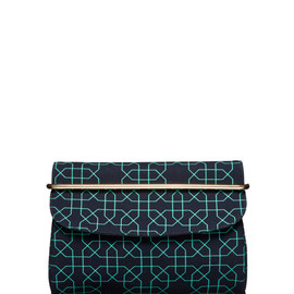 MARNI - Patterned Clutch Bag