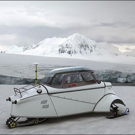 Messerschmitt - Messerschmitt snowmobile