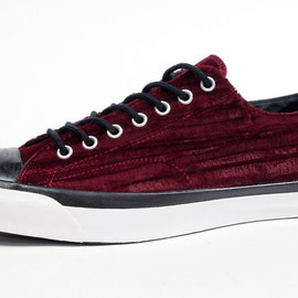 CONVERSE - JACK PURCELL VELUDO
