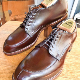 ALDEN - Brown Chromexcel Split Toe #54911