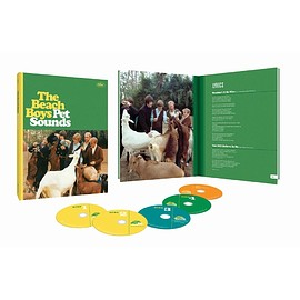 The Beach Boys - Pet Sounds <50th ANNIVERSARY SUPER DELUXE EDITION>