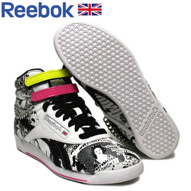 Reebok - FREESTYLE HI PUNK