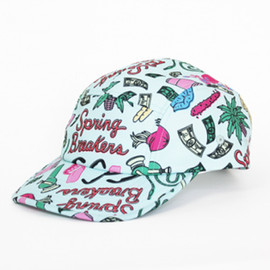 son of the cheese - SPRING BREAKERS JET CAP(GREEN)