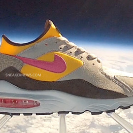 Nike, Size? - Air Max 93 - Mortar/Pink/Laser Orange
