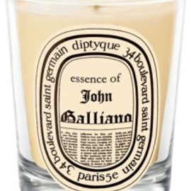 diptyque - Essence of John Galliano Candle