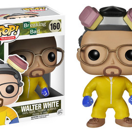 Funko - BREAKINGBAD WALTER WHITE(COOK)