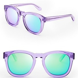 WILDFOX - WILDFOX Classic Fox Deluxe Mirror Sunglasses