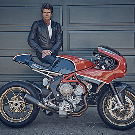 Walt Siegl Motorcycles - David Yurman Bol d'Or / MV Agusta Brutale 800