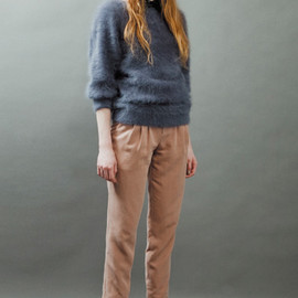 Flammeum - cord trousers