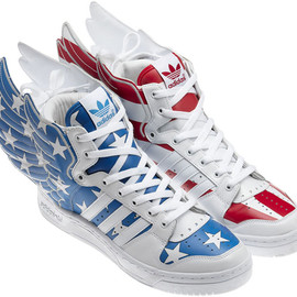 adidas - Jeremy Scott 2012 Footwear