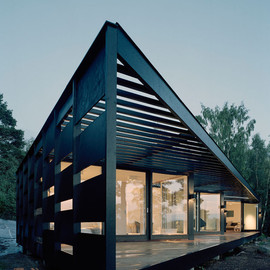 Tham & Videgård Architects - Archipelago House