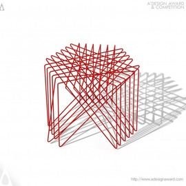 A Nod to Graphic Design: Line Furniture home furnishings  Category