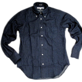 INDIVIDUALIZED SHIRTS - VINTAGE DENIM SHIRTS
