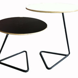 Mathieu Mategot - Nesting Tables