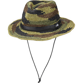 THE NORTH FACE - NOVELTY RAFFIA HAT