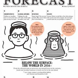 MONOCLE - THE FORECAST 2016