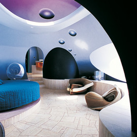 Pierre Cardin - Bubble House Interior