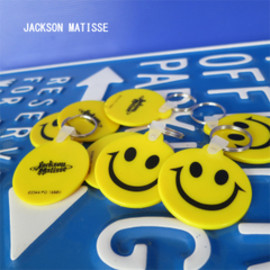 JACKSON MATISSE - Smiley Key Chain