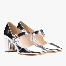 PRADA - Mary Jane Pumps