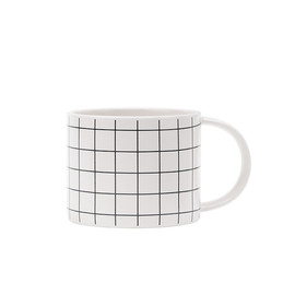 Kate spade Saturday - Windowpane mug