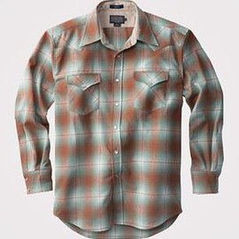 PENDLTON - wool shirts