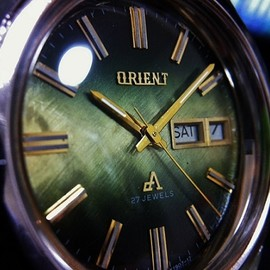 Orient - Chrono ace mexican 1972