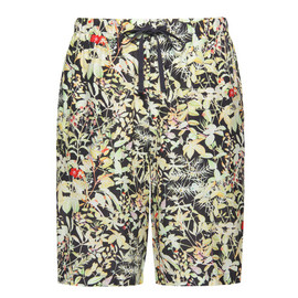 White Mountaineering - Botanical Print Short Pants