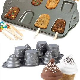 Norpro - Nonstick Cake-Sicle Pan