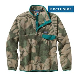 Patagonia - Men's Lightweight Synchilla Snap-T Pullover - SCAG