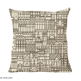 Vitra Design Museum - Suita Sofa Cushion Retrospective Repeat