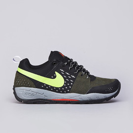 NIKE, Nike ACG - Air Alder Low - Cargo Khaki/Flash Lime/Black