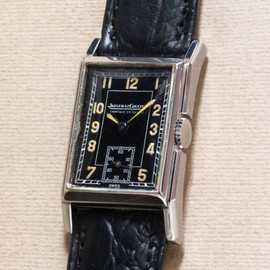 Jaeger-LeCoultre - Rectangular Watch