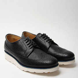 COMME des GARCONS SHIRT - Pebble Leather Brogue