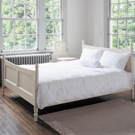LAURA ASHLEY - Bed Frame Single (ibory)