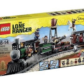 LEGO - Lone Ranger: Constitution Train Chase (79111)