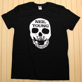 NEIL YOUNG T-shirts THE HITCH HIKER