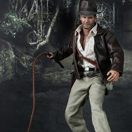 HOT TOYS - Indiana Jones