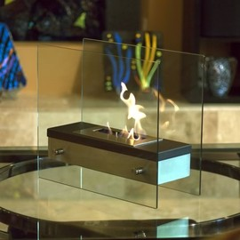 Nu-Flame - Nu-Flame Ardore Tabletop Portable Decorative Fireplace