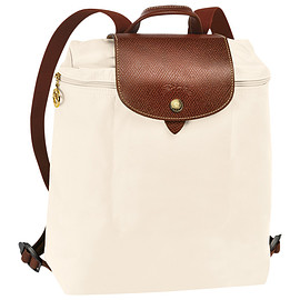 Longchamp - Le Pliage® backpack - white