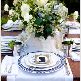 southern antique classic vintage inspired wedding table design decor diy network ideas