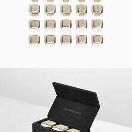 ALEXANDER WANG - DICE SET WITH BOX