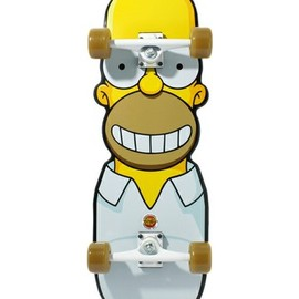 SANTA CRUZ×THE SIMPSONS - THE HOMER CRUISER COMPLETE SET