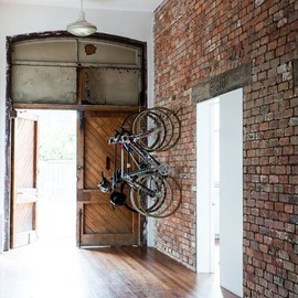 Bicycle storage space