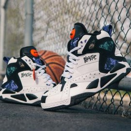 Reebok - REEBOK BLACKTOP BATTLEGROUND